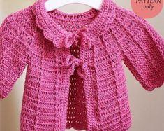 Instant download Dress Crochet PATTERN pdf file by monpetitviolon