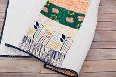 Make a Baby Quilt from Scraps! - Simple Simon and Company