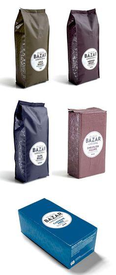 Package / Bazar coffee & tea