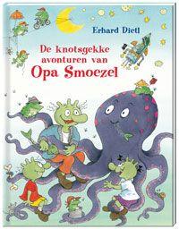 De knotsgekke avonturen van opa Smoezel, E. Dietl (uitg. De Vier Windstreken) Smurfs, Fictional Characters, Opi, Fitness Tips, Weight Loss, Products, Health, Deep Sea, Learn To Read