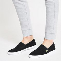 1845566d31c7 65 Best black slip on sneakers outfit images