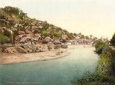 1890 Photo Klausenberg (i. Austro Hungarian, Folk Music, Berg, Hungary, Romania, Worlds Largest, Dolores Park, Empire, River
