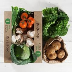 I take my health seriously and love cooking with fresh and varied vegetables. I would love to win a weekly vegetables delivery for a few months. Having done some research, Riverford seems to be a good company and they run competitions from time to time. So fingers crossed, I'll be winner!  Small veg box | organic vegetable delivery from Riverford