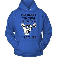 Sweat Time Devotion V1