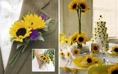 sunflower weddings | ... wedding. Wedding Belle And this time will provide a Unique Wedding