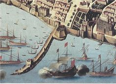 Oleo Anónimo de Palma, 1644