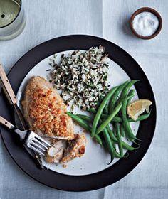 Cheddar crumbed chicken | Recipe Exchange