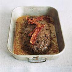 Meatloaf recipe | Epicurious.com