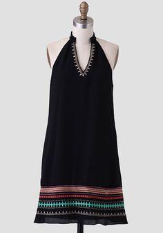 Calistoga Embroidered Dress at #Ruche @Ruche
