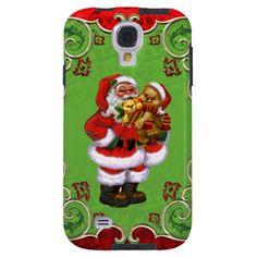 Christmas Santa Samsung Galaxys4 Vibe case