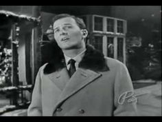 Vintage Christmas Songs ~ O Holy Night Sung by Pat Boone