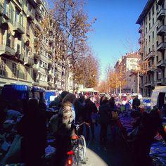 Mercato di Corso Palestro | Torino, Italia