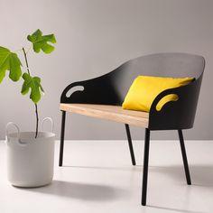 News+Lovely+Market+-+Banquette+design+en+métal+-+Banquette+design+et+élégante...