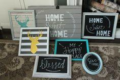 Homey Home Design #handmadesigns #signmaking #signs