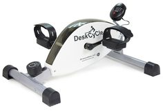 Amazon.com : DeskCycle Desk Exercise Bike Pedal Exerciser, White : Desk Cycle : Sports & Outdoors