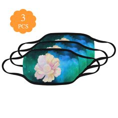 Pack of 3 washable floral mouthmask to help you slow down the spread of possible viruses. It covers your nose and mouth, blocking respiratory droplets and particles that might infect you and the people around you. Get them before the next wave and inspire others too in your community.   Wear your stylish mouthmask with pride.  #mouthmaskfashion #trendymouthmasks #mouthmasksonline #mouthmaskpacks #mouthmasksonsale #mascherabocca #mascaradelaboca #masquedebouche #giftideas #mascaradeboca #covid-19 Mouth Mask Fashion, Ideal Image, Spanish Fashion, Mask Online, Uk Fashion, One Design, Mask For Kids, Iridescent, Gifts For Mom