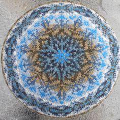 Foggy Cove Tam Pattern by Feralknitter (Janine Bajus)