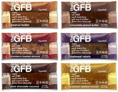 The Gluten Free Bar Prize Pack Giveaway