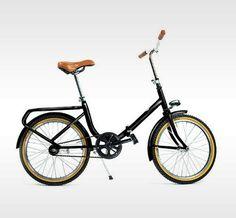 DESIGN - jucarii - mobile - bruna bicicleta pliabila pentru copii