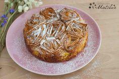 Receta de tarta rizada de leche, cremosa, crujiente y muy original