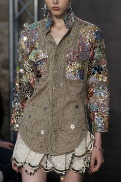 Défile Fred Sathal Haute couture Automne-hiver 2014-2015