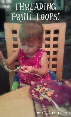 My Three Good Things: Toddler Activities: 24 Months Old