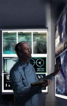 Ken Bishop Art: Concept Art and Illustration