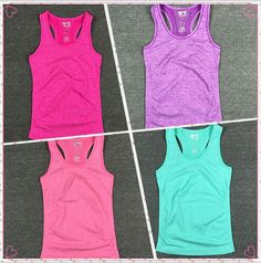Colours Women Yoga Shirts Running Vest Female Elastic Breathable Gym Fitness Vest Ladies No Rims Vest Sport Shirts Workout Vest, Workout Tops, Workout Shirts, Gym Tops, Yoga Tops, Gym Shirts, Sports Shirts, Yoga Fashion, Fitness Fashion