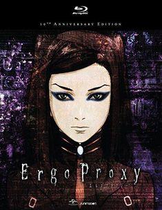 ERGO PROXY:COMPLETE SERIES