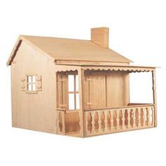 The Adams Dollhouse - 24.99