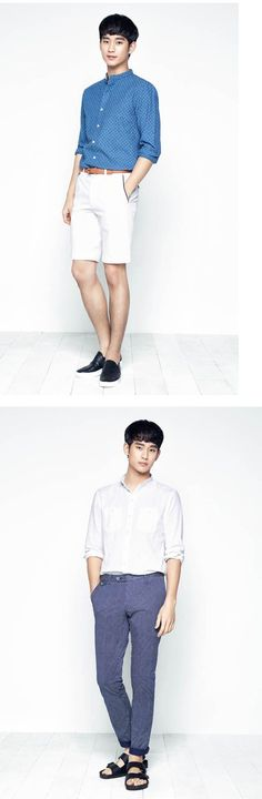 Kim Soo Hyun is a daydreaming producer for 'ZIOZIA' | http://www.allkpop.com/article/2015/04/kim-soo-hyun-is-a-daydreaming-producer-for-ziozia