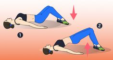 Today we would like to present you with a list of 12 easy fat-reducing moves. They are very easy to perform, but at the same time very effective. Which one do you find most demanding? 12 Easy Fat-reducing Moves to do in Bed Effective Ab Workouts, Easy Workouts, At Home Workouts, Cardio Workouts, Fitness Lady, Health Fitness, Fitness Workouts, Easy Fitness, Fitness Tips
