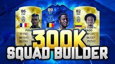 300K Squad Builder w/ TOTS Lukaku | FIFA 16 ULTIMATE TEAM - http://tickets.fifanz2015.com/300k-squad-builder-w-tots-lukaku-fifa-16-ultimate-team/ #FIFA16