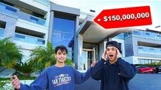 Expensive Houses, Most Expensive, Famous Teenagers, San Francisco, Brother, Tours, World, Mansion, Youtube