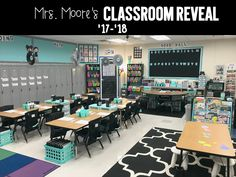 I am so excited for this upcoming school year. One of my favorite things about teaching is classroom set up. I've been working on my room since July and it just makes me happy! I like picking out colors and making every inch as organized as I can. Although it doesn't always stay organized, starting Read More
