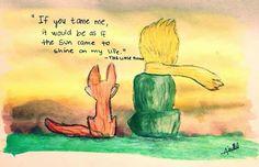 By Ana Lilia Cv The Little Prince