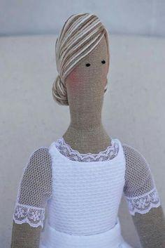 Peinado tilda (somente bonecas, não tem moldes.)
