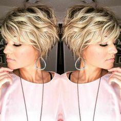 Latest Pixie And Bob Haircuts For Women - Cute. Latest Pixie And Bob Haircuts For Women – Cute Hairstyles 2019 Mens Hairstyles Thin Hair, Latest Short Hairstyles, Long Bob Hairstyles, Hairstyles Pictures, Hairstyles 2018, Layered Hairstyles, Homecoming Hairstyles, Trending Hairstyles, Boho Hairstyles