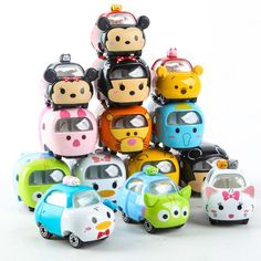 Tsum mini car hree Aberdeen cartoon mini-car toy Decoration toys children doll ornaments Automotive Decoration 20161012 #clothing,#shoes,#jewelry,#women,#men,#hats,#watches,#belts,#fashion,#style