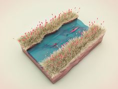Nature Dreamy by Robinsson Cravents, via Behance