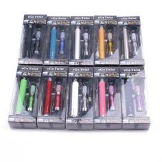 New EGO-C Twist CE5 1100mAh Starter Kit with Electronic Vaporizer Vape Pen USA