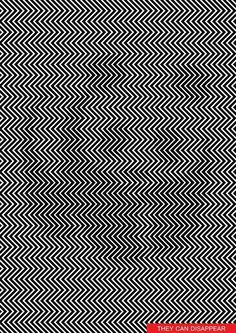 Can You Find the Hidden Panda In This Zig Zag Optical Illusion?  - Seventeen.com