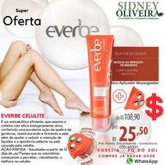 sidney oliveira: Everbe - Anti Celulite