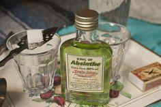 absinth afternoon.