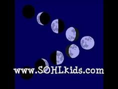 Phases of The Moon (Rock Version) - music. - Stacey Jamison - Phases of The Moon (Rock Version) - music. Phases of The Moon (Rock Version) - music. 1st Grade Science, Kindergarten Science, Middle School Science, Science Classroom, Teaching Science, Student Teaching, Moon Activities, Science Activities, Earth And Space