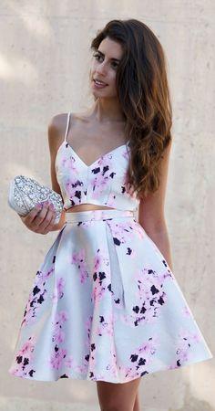 Floral Summer Dress by 1sillaparamibolso