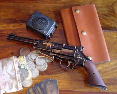 guns from popular theme movies   firefly serenity, hellboy, james bond,