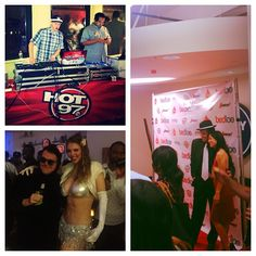 Bedloo launch party was wild with some help from HOT97! | Fiestah
