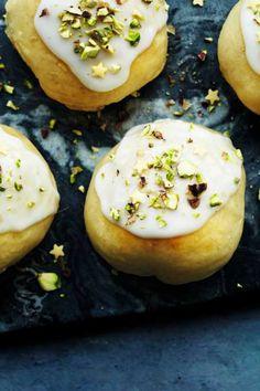 Lemon Curd, No Bake Cake, Buns, Food Inspiration, Favorite Recipes, Treats, Candy, Cookies, Ethnic Recipes