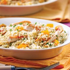 Try this Poulet En Casserole recipe, or contribute your own. Easy Healthy Recipes, Easy Meals, One Pot Dinners, One Pot Pasta, Fried Rice, Casserole Recipes, Poultry, Seafood, Dinner Recipes